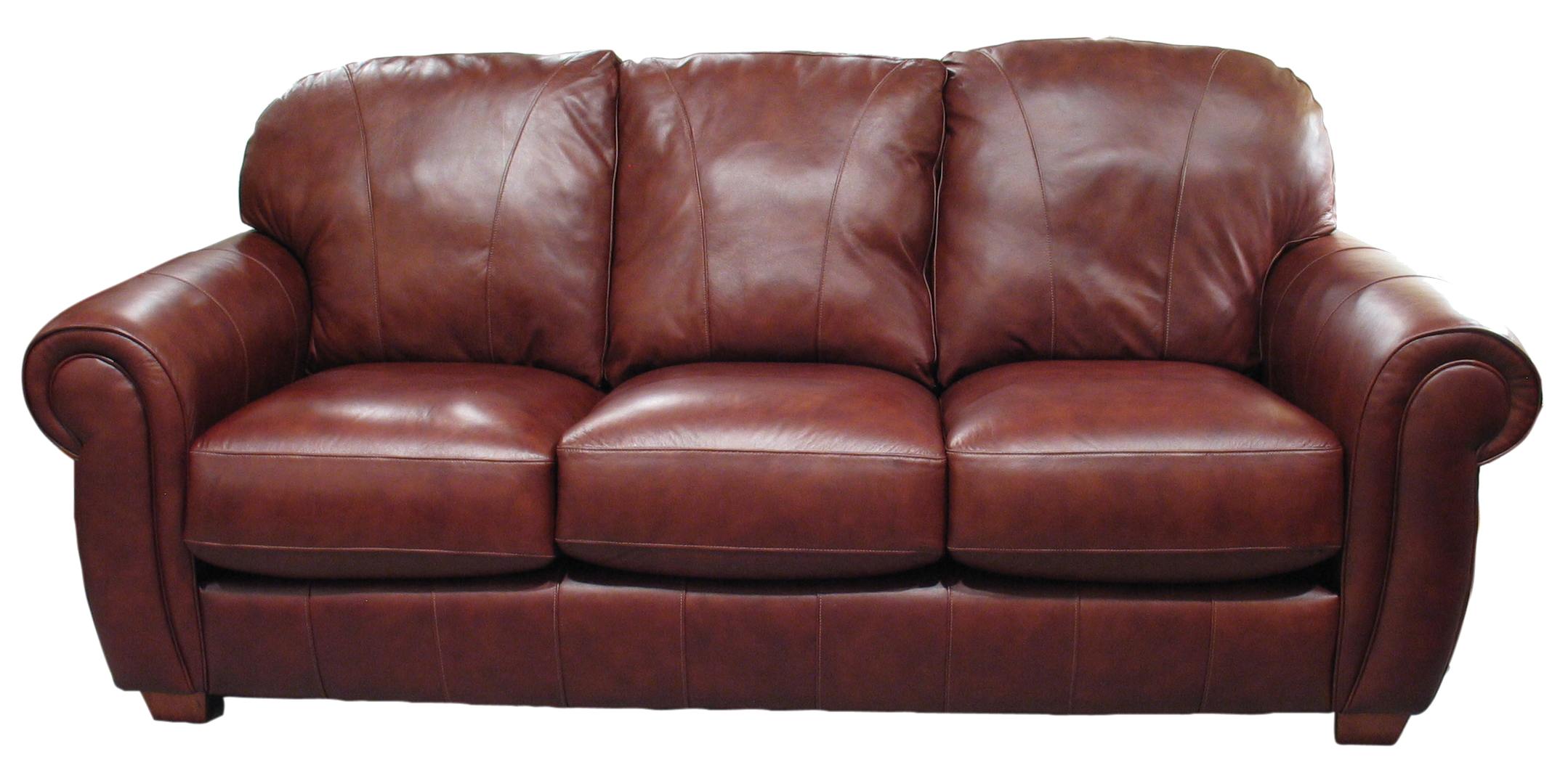 Sofa transparent brown. Png image purepng free