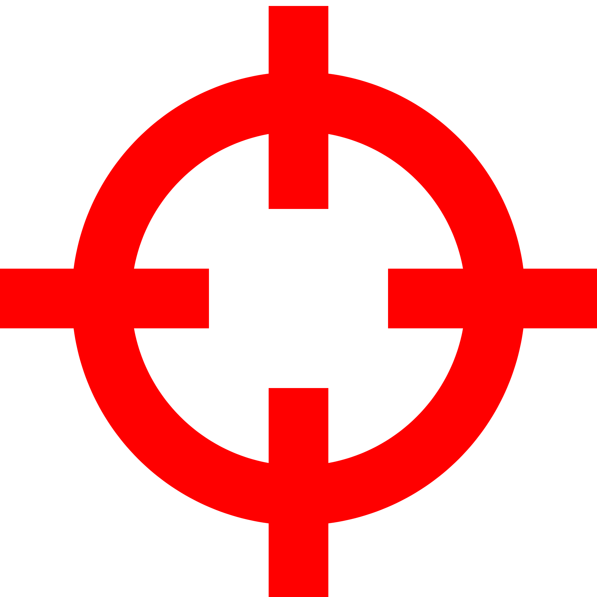red crosshair png