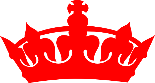 Red crown png. Collection of clipart