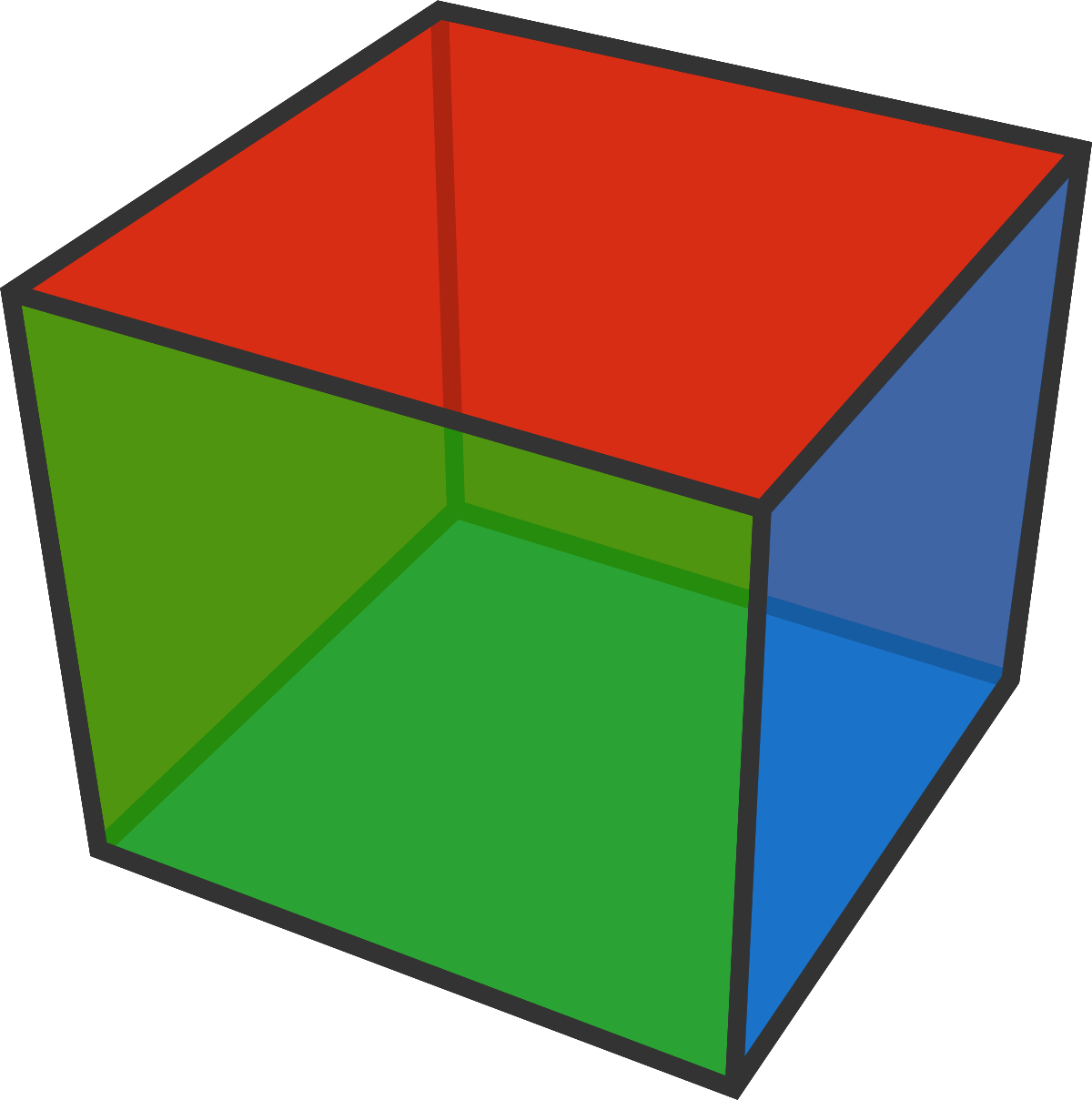 Cube clip red. Discrete mathematics how many