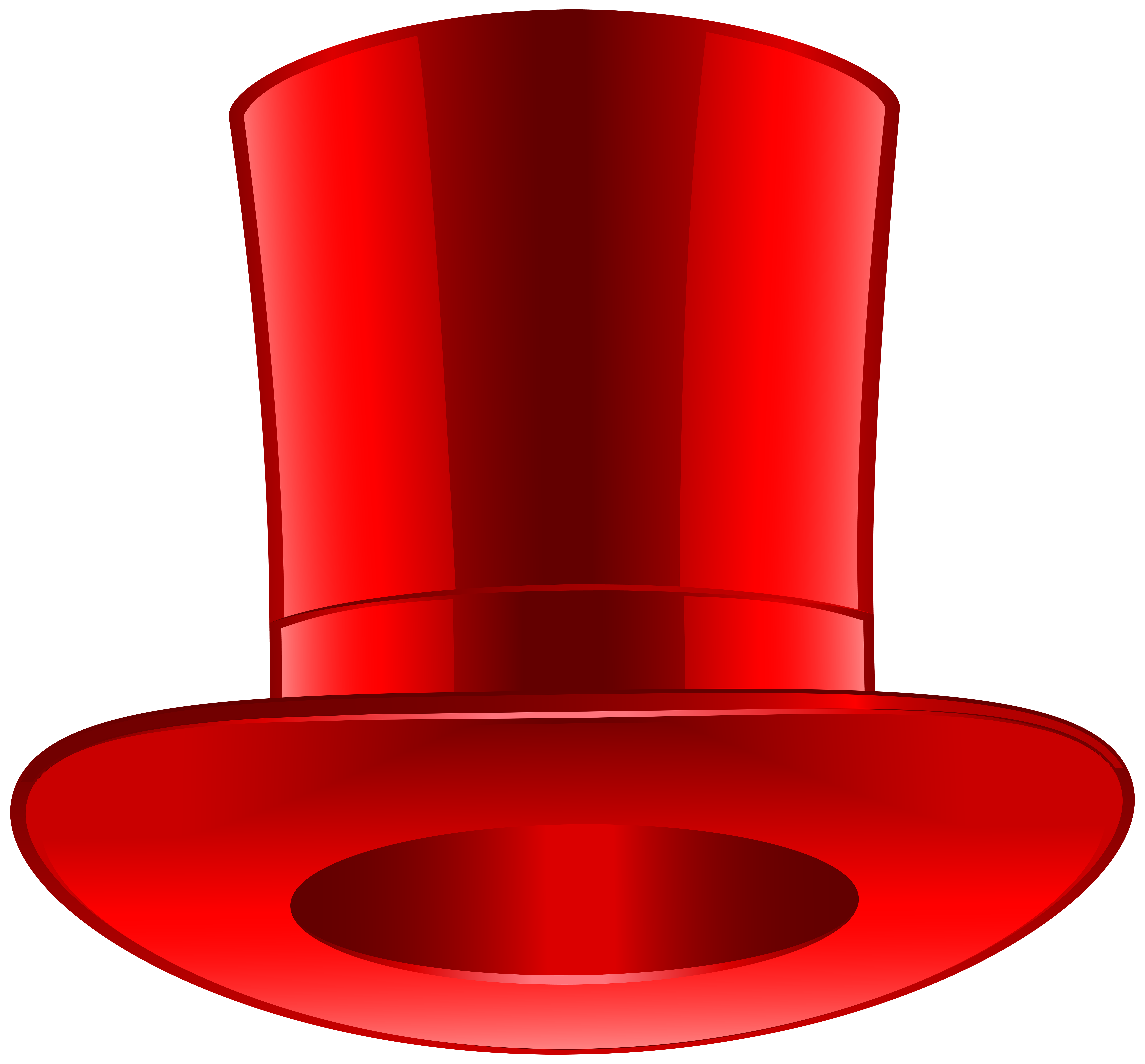 Red cube png. Top hat clip art