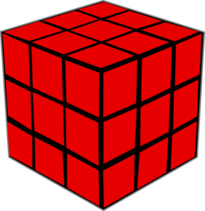 Cube clip red. What is olap and