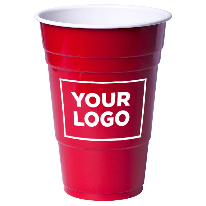 Red cup png. Custom printed cups redds