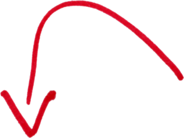 Red curved arrow png. Free images at clker