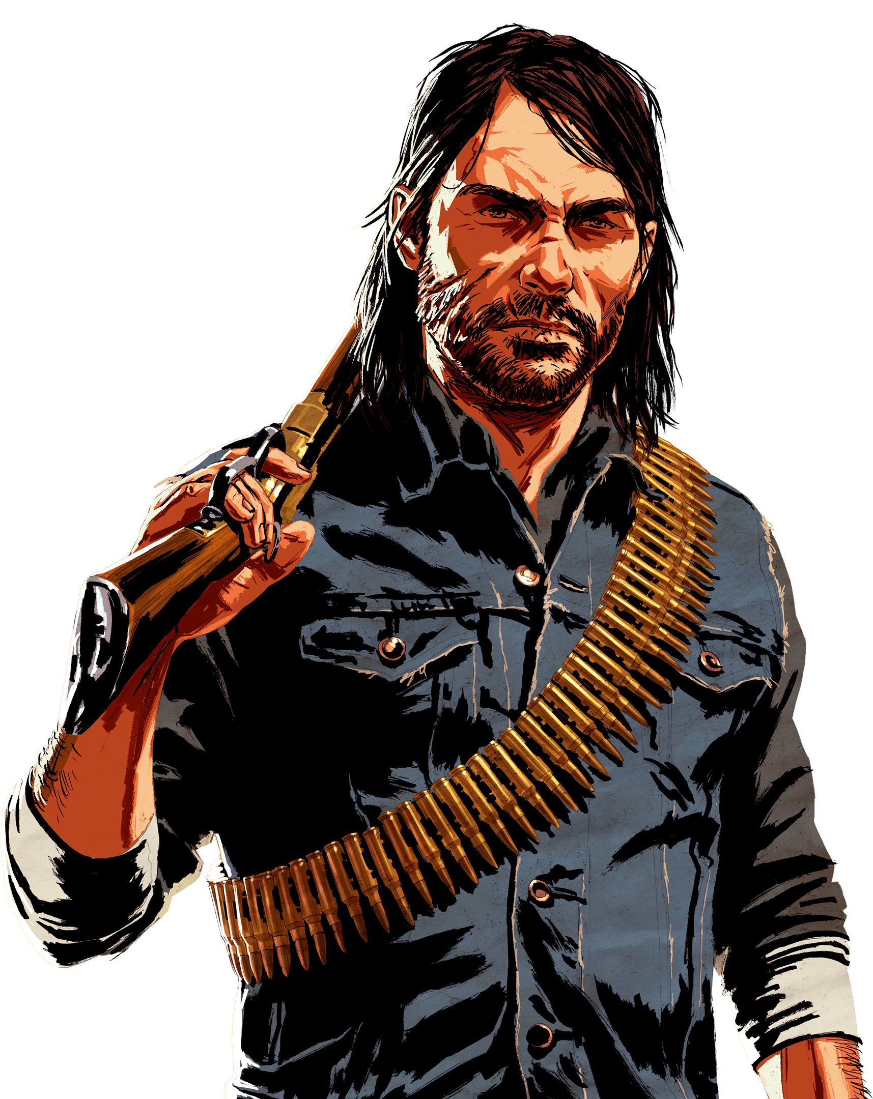 Red dead redemption 2 png. Renders album on imgur