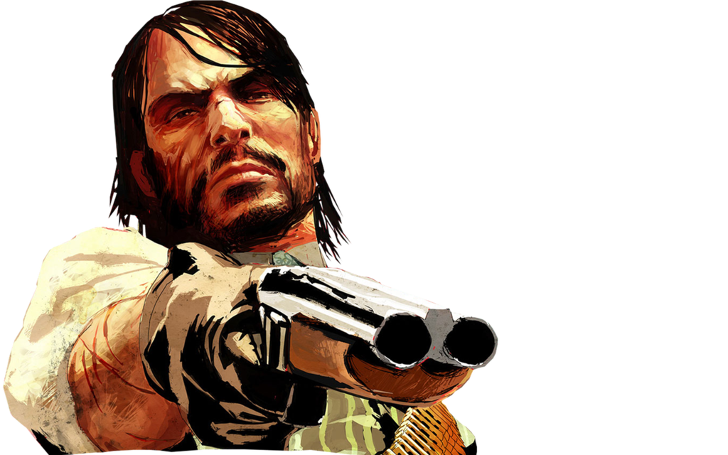 Red dead redemption png. Icon by slamiticon on