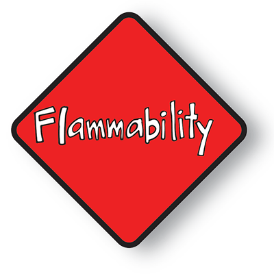 Red diamond shape png. Nfpa creative safety supply