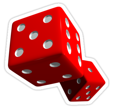 Red dice png. Clipart best free icons
