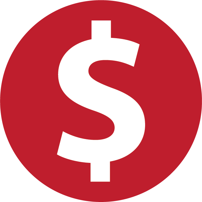 Red dollar sign png. Nv health link get