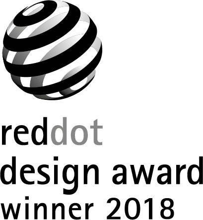 Red dot award png. For high design quality