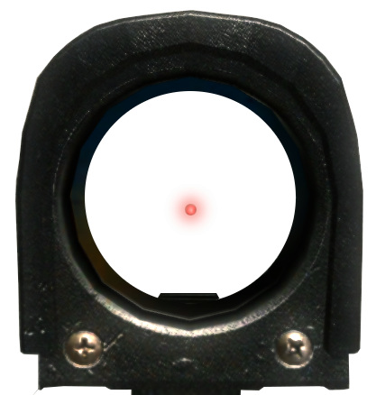 red dot sight png