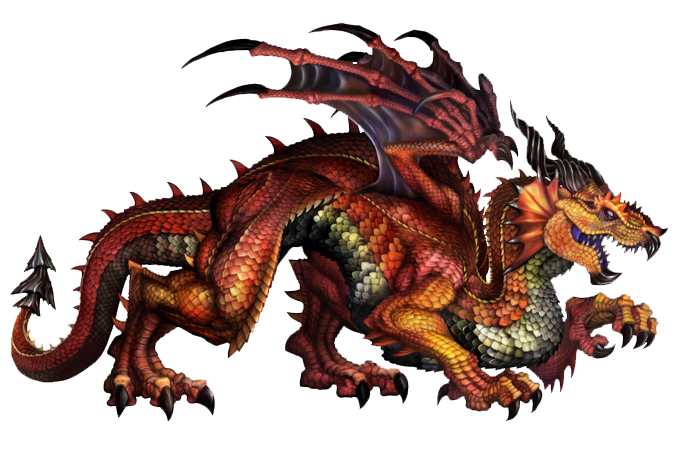 Red dragon png. Image s crown wiki