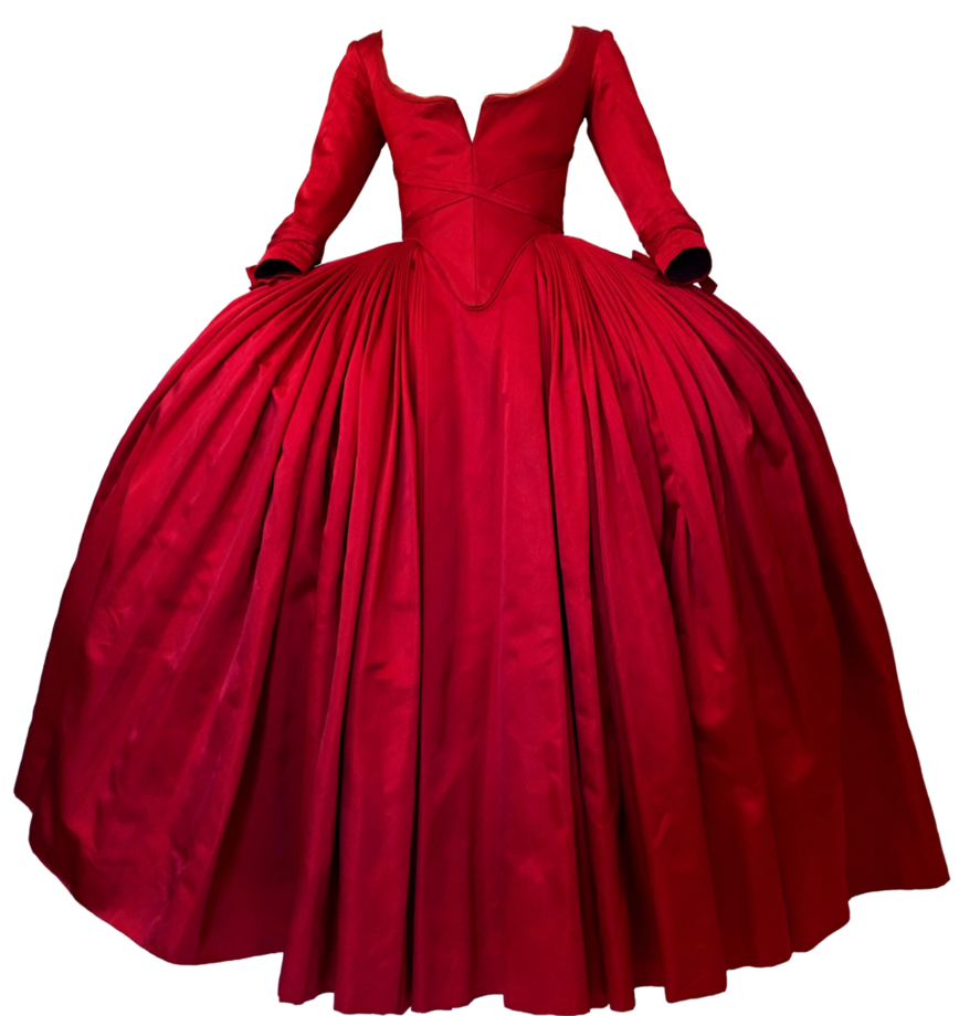 Red dress png. Claire fraser s paris