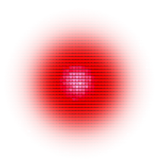 Red effect png. Light effects image