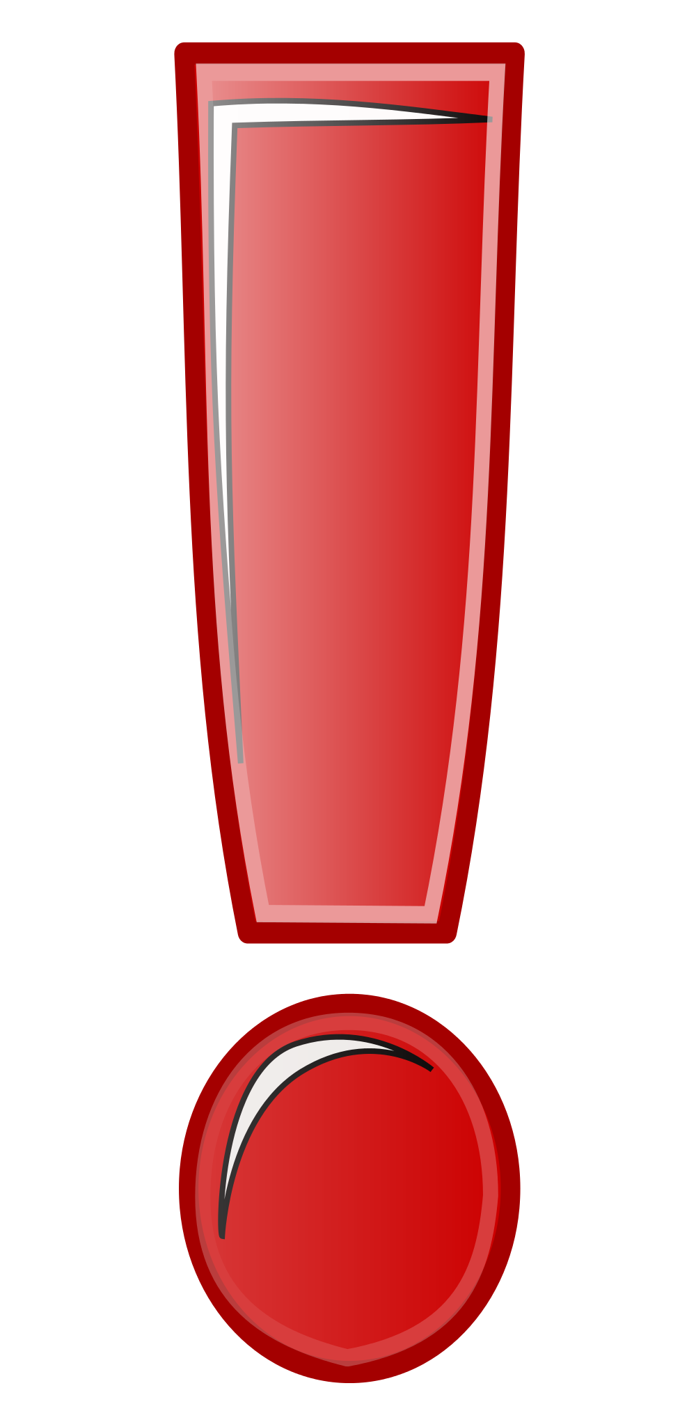 Red exclamation mark png. File svg wikimedia commons