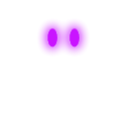 Red glowing eyes png. Purple desc roblox