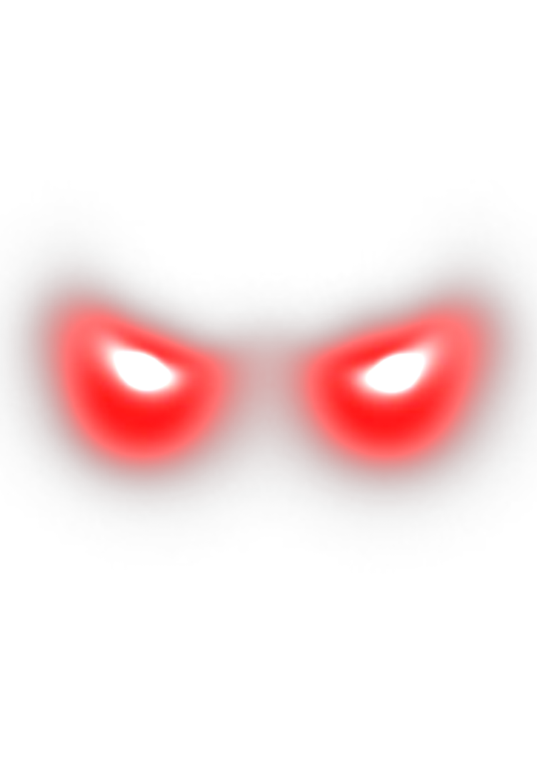 Red eyes meme png. By shades of rage