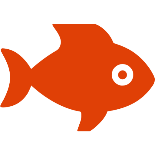 Soylent icon free animal. Red fish png vector library