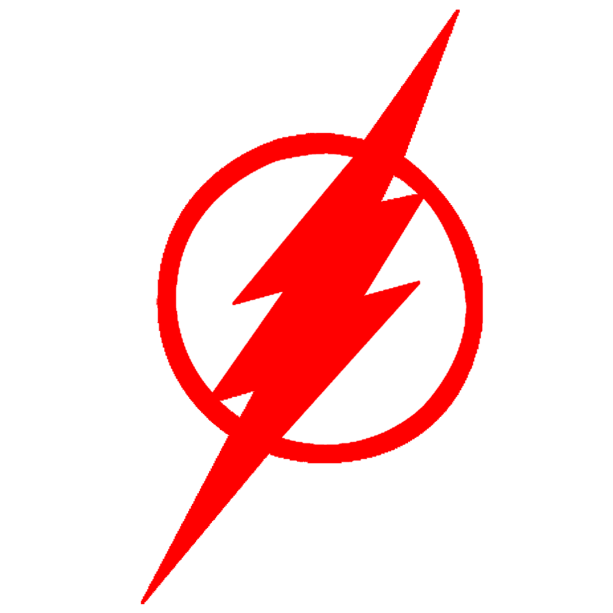 Red flash png. Kid logos the justice