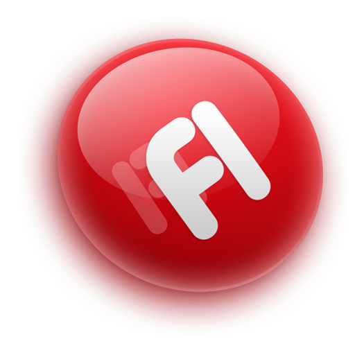 Red flash png. Adobe logo icon image