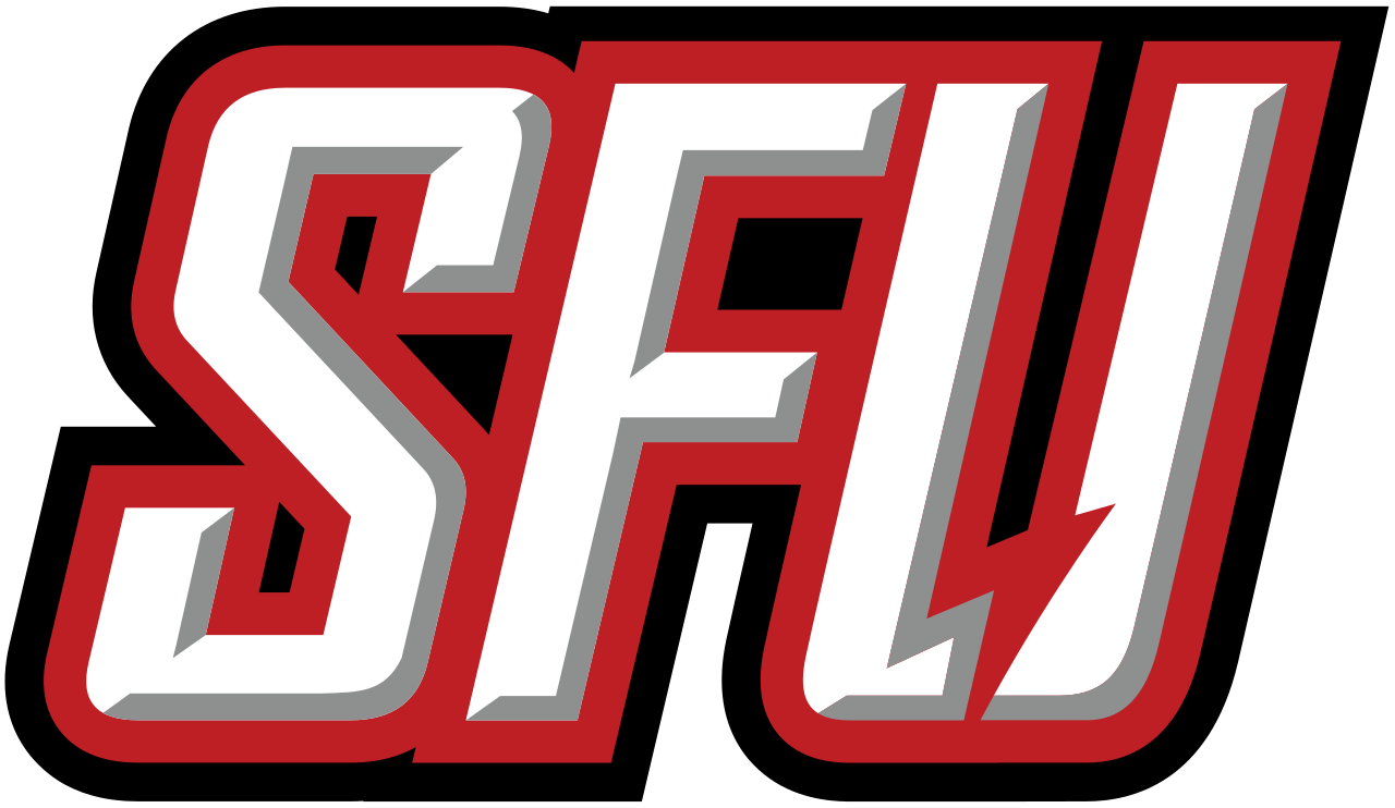 Red flash png. File saint francis logo