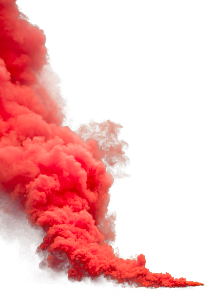 Red fog png. Smoke ftestickers sticker by