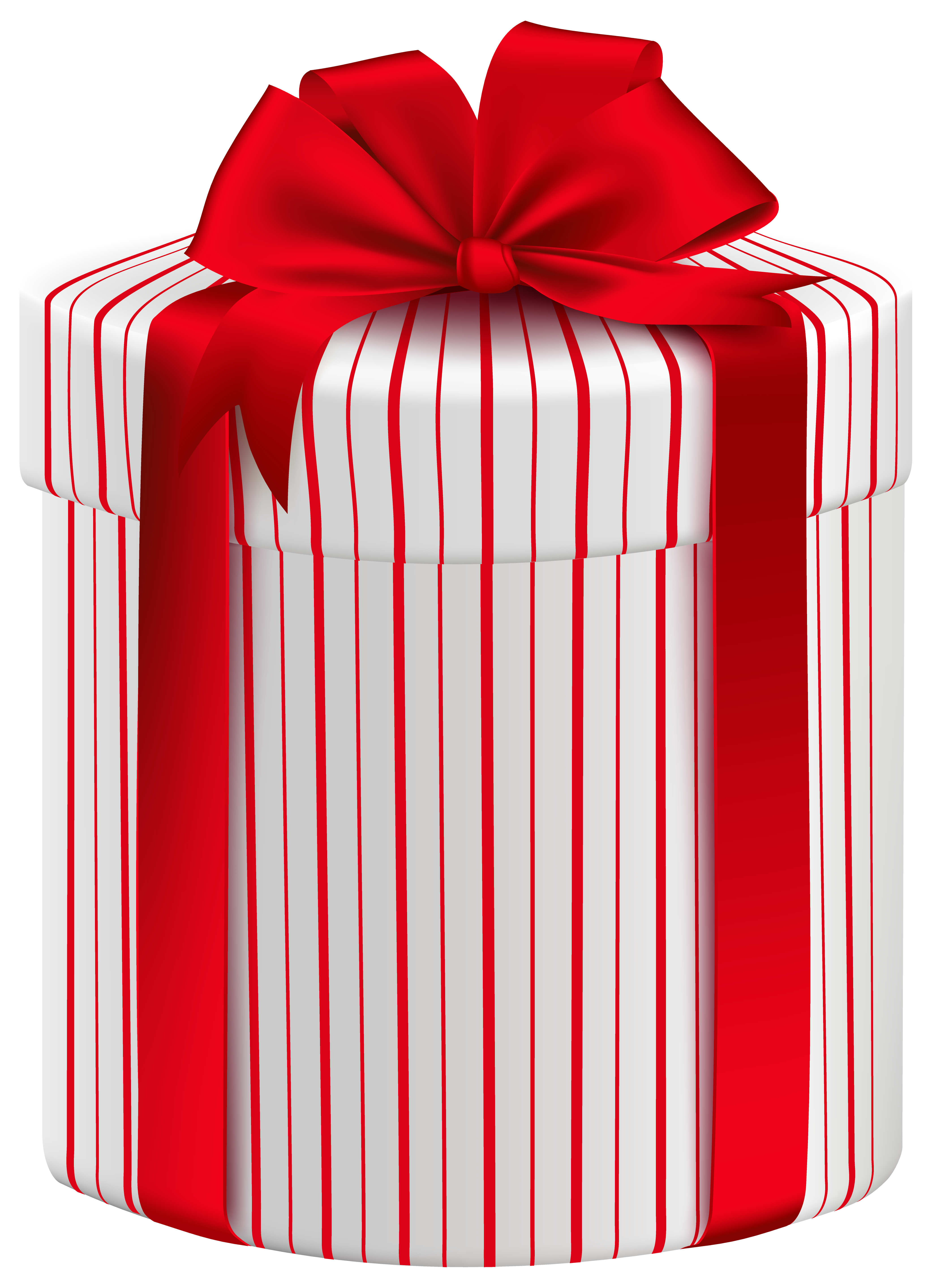 Red gift bow png. Large box with clipart