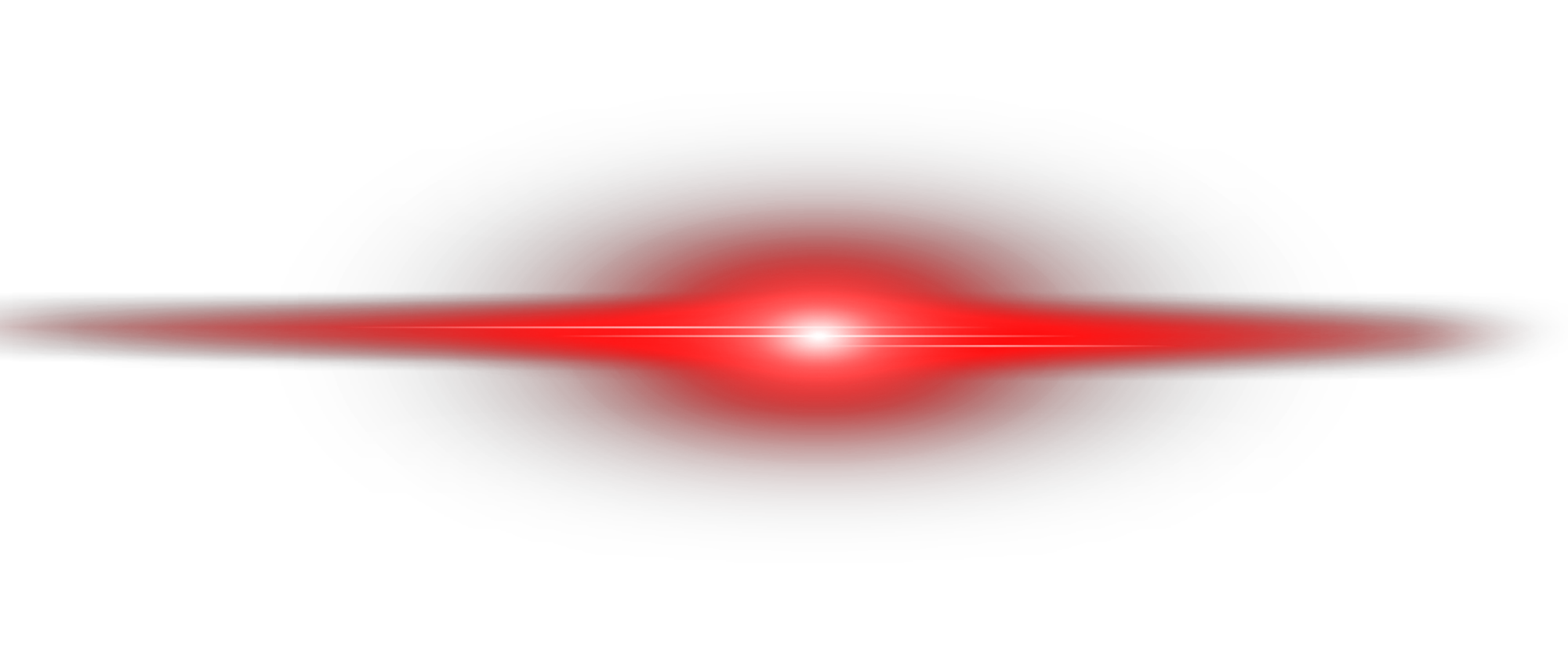 red glow png