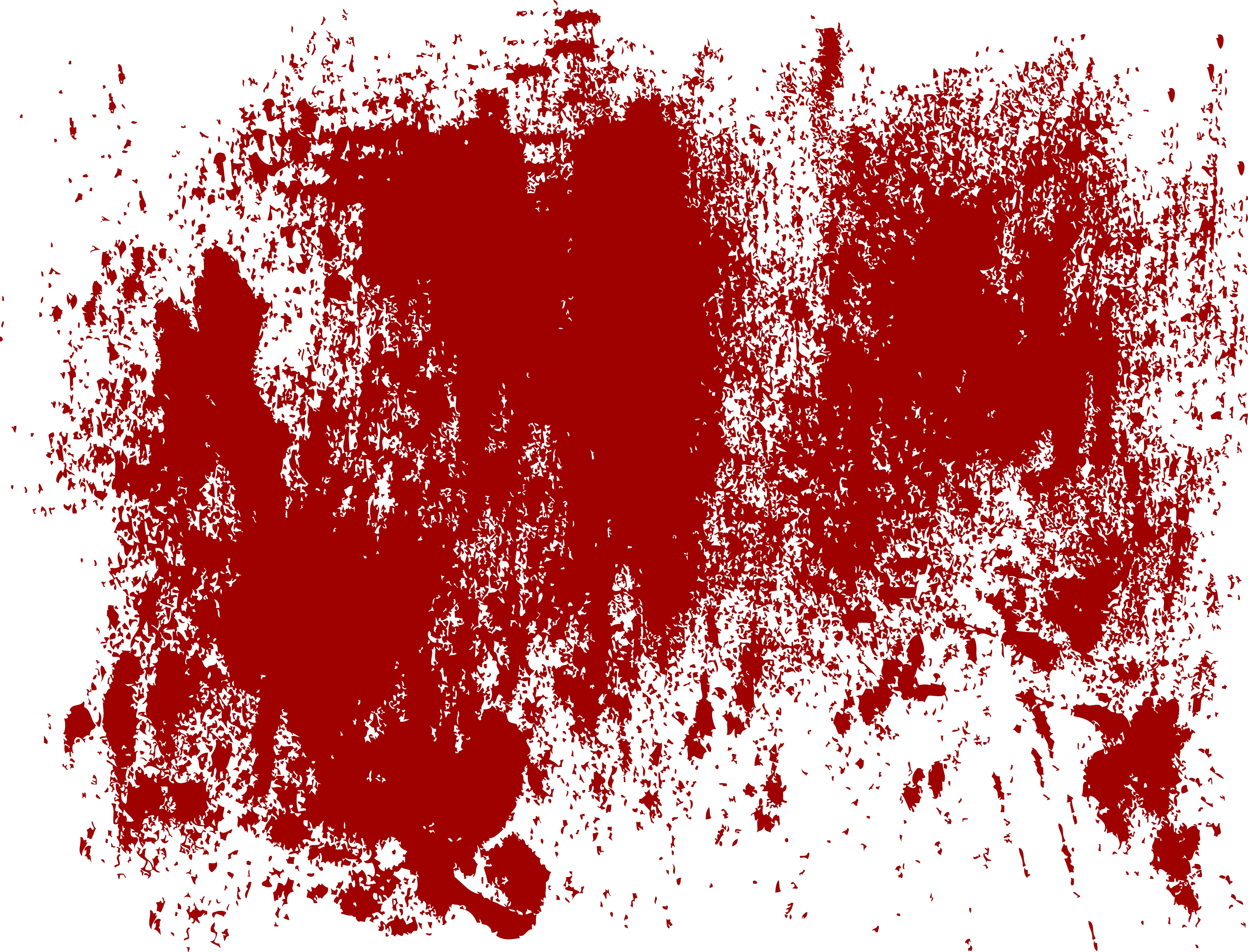 Texture paint a large. Red grunge png banner library download