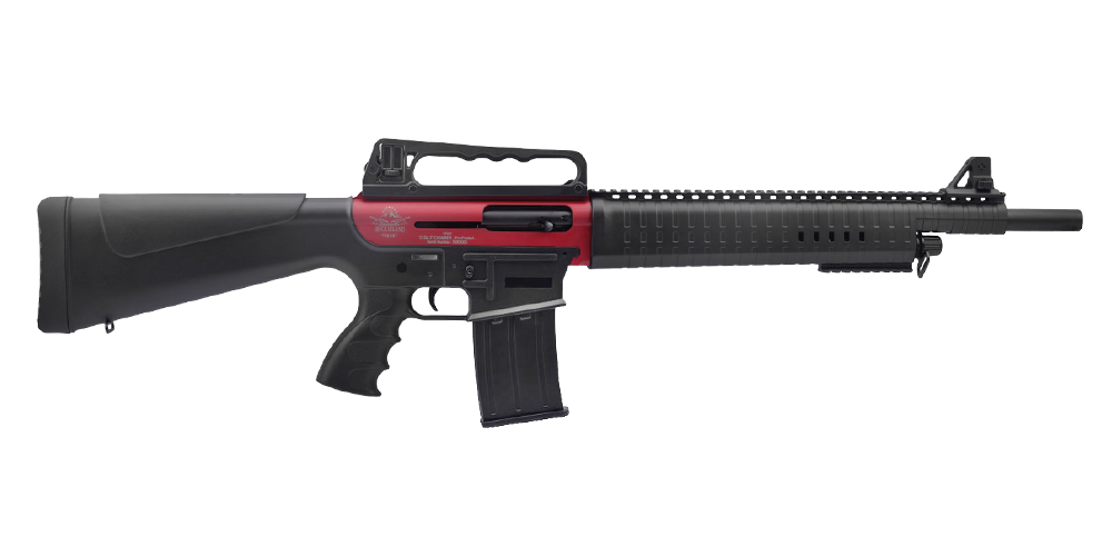 Vector handguns stockless. Vr shotgun standard red