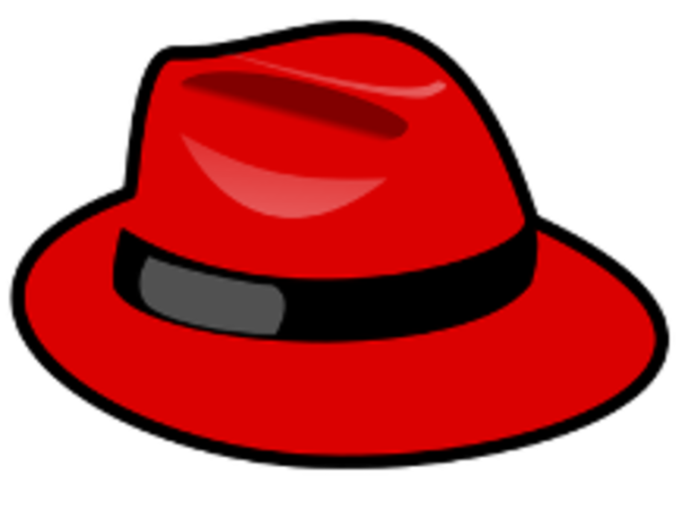 Red hat png. Software collections arrives for