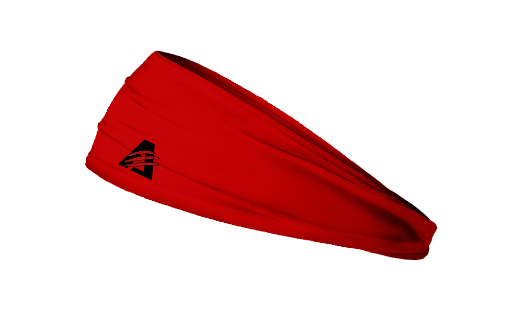 Red head band png. Alpha b ast apparel