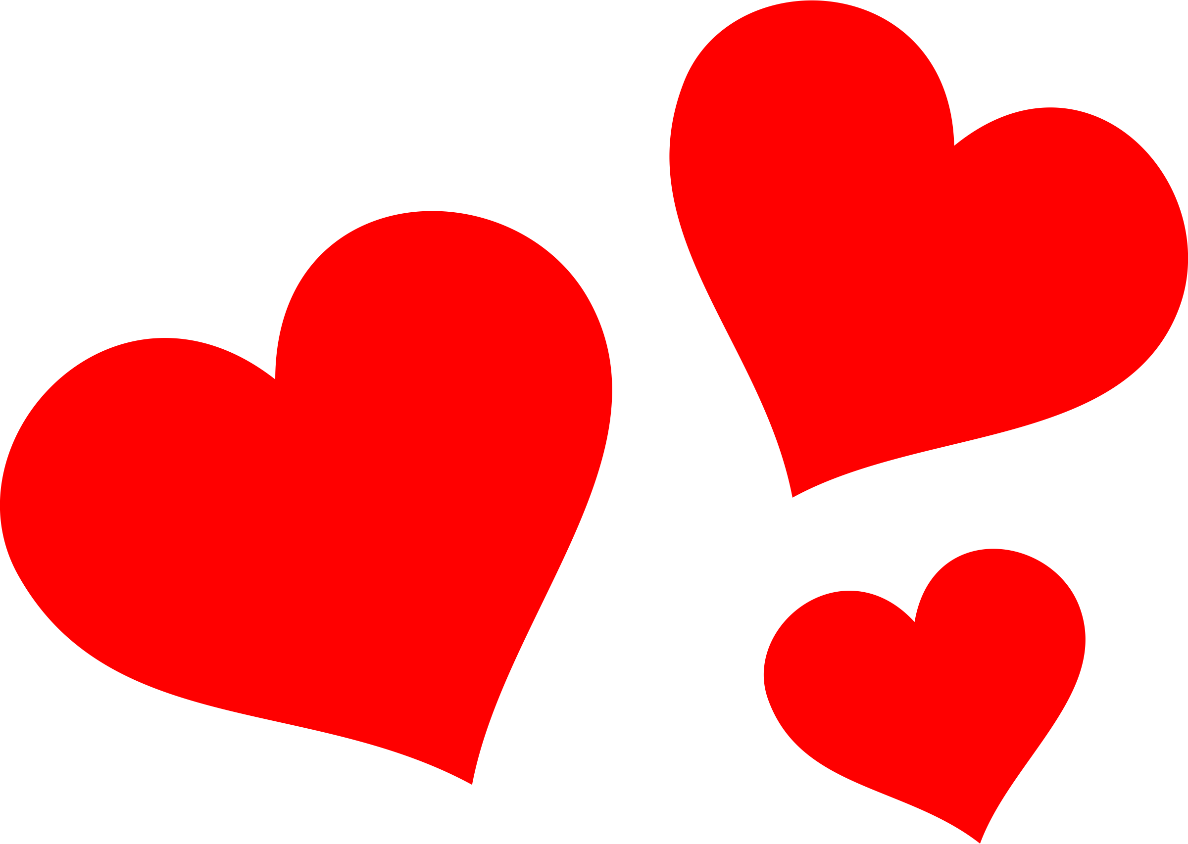 Hearts png. Clip art red heart