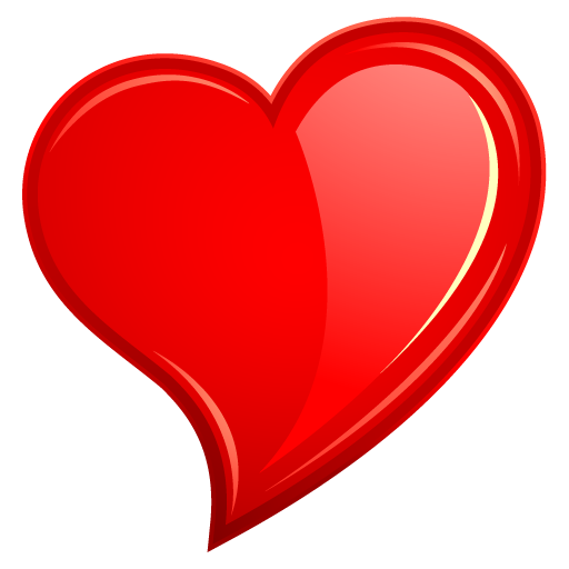 Red heart icon png. Cute free icons download