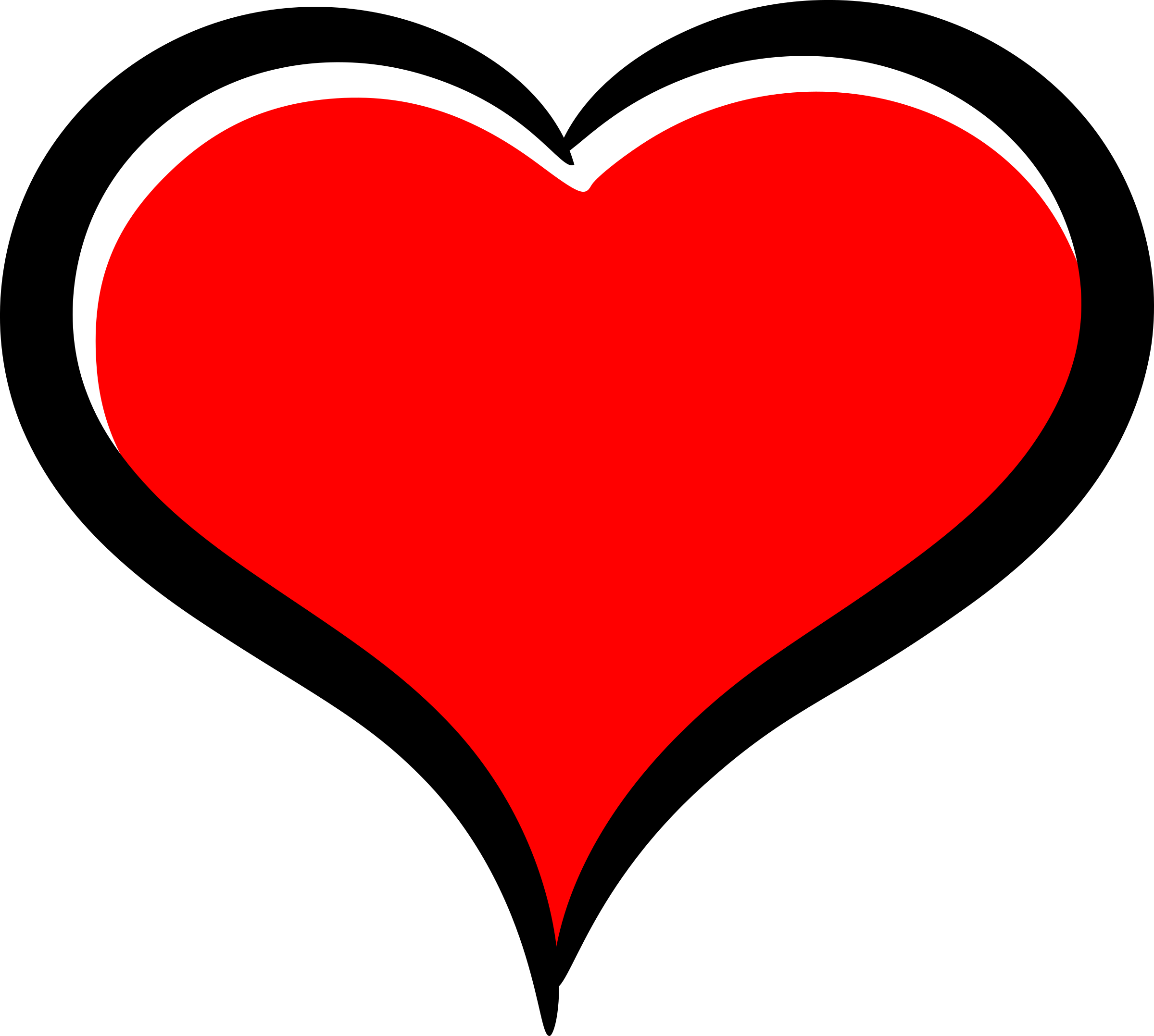 Red heart icon png. Free download glossy clipart