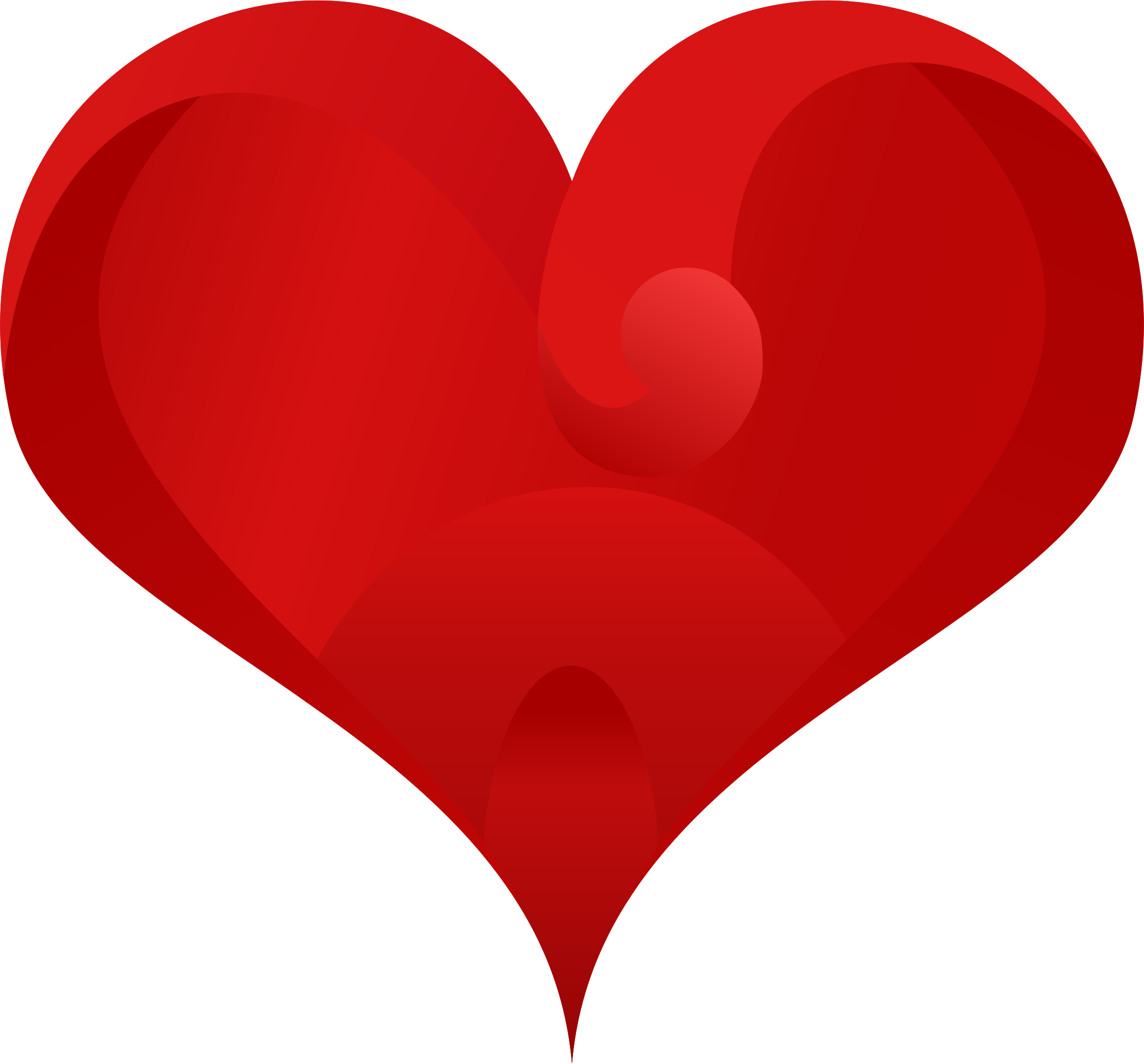 Red heart icon png. Stylish icons free and