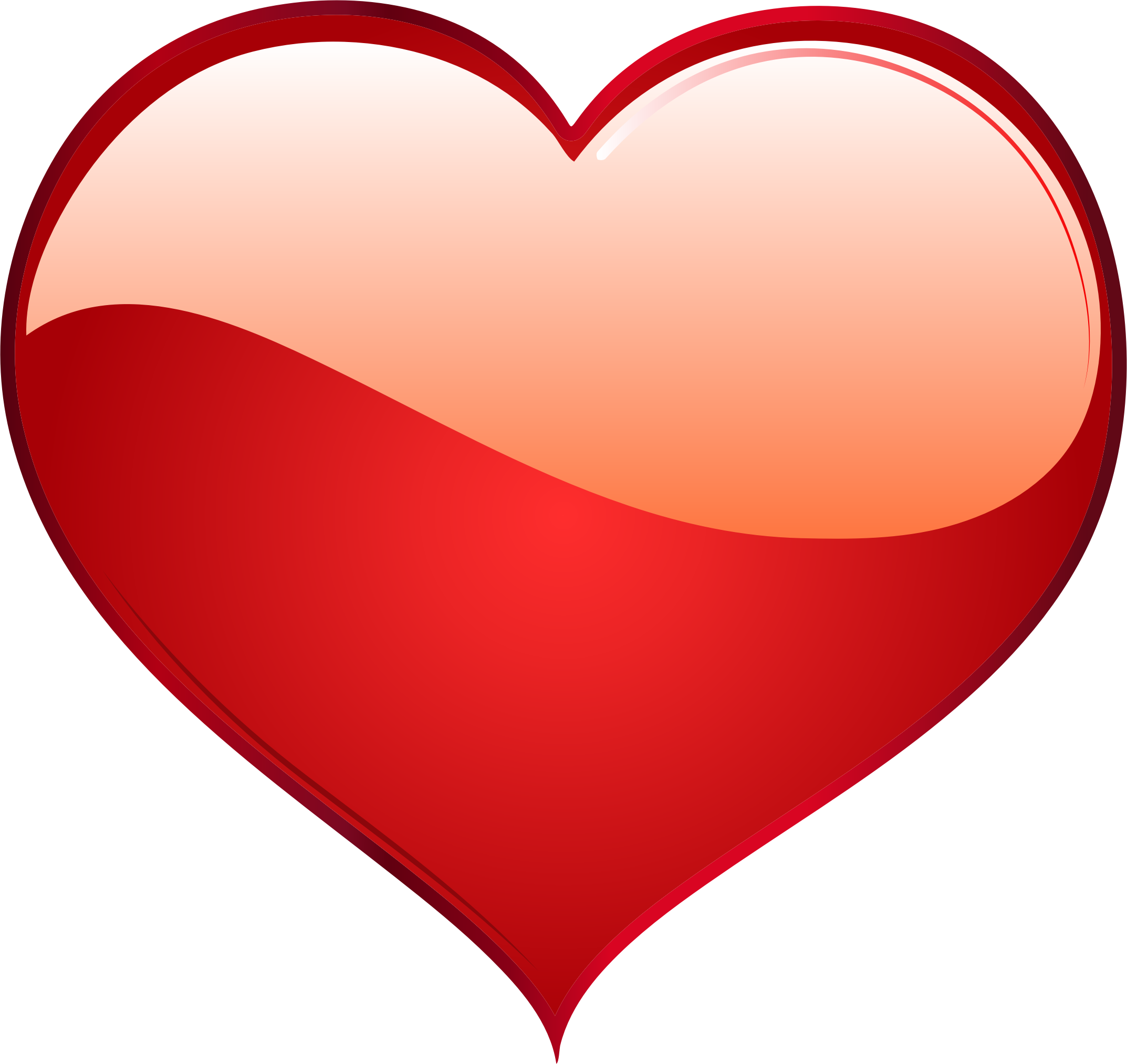 Red heart icon png. Shiny icons free and