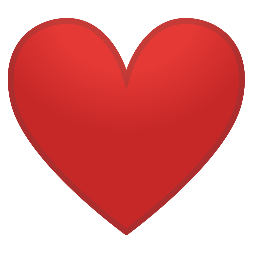 Red heart icon png. Noto emoji people family