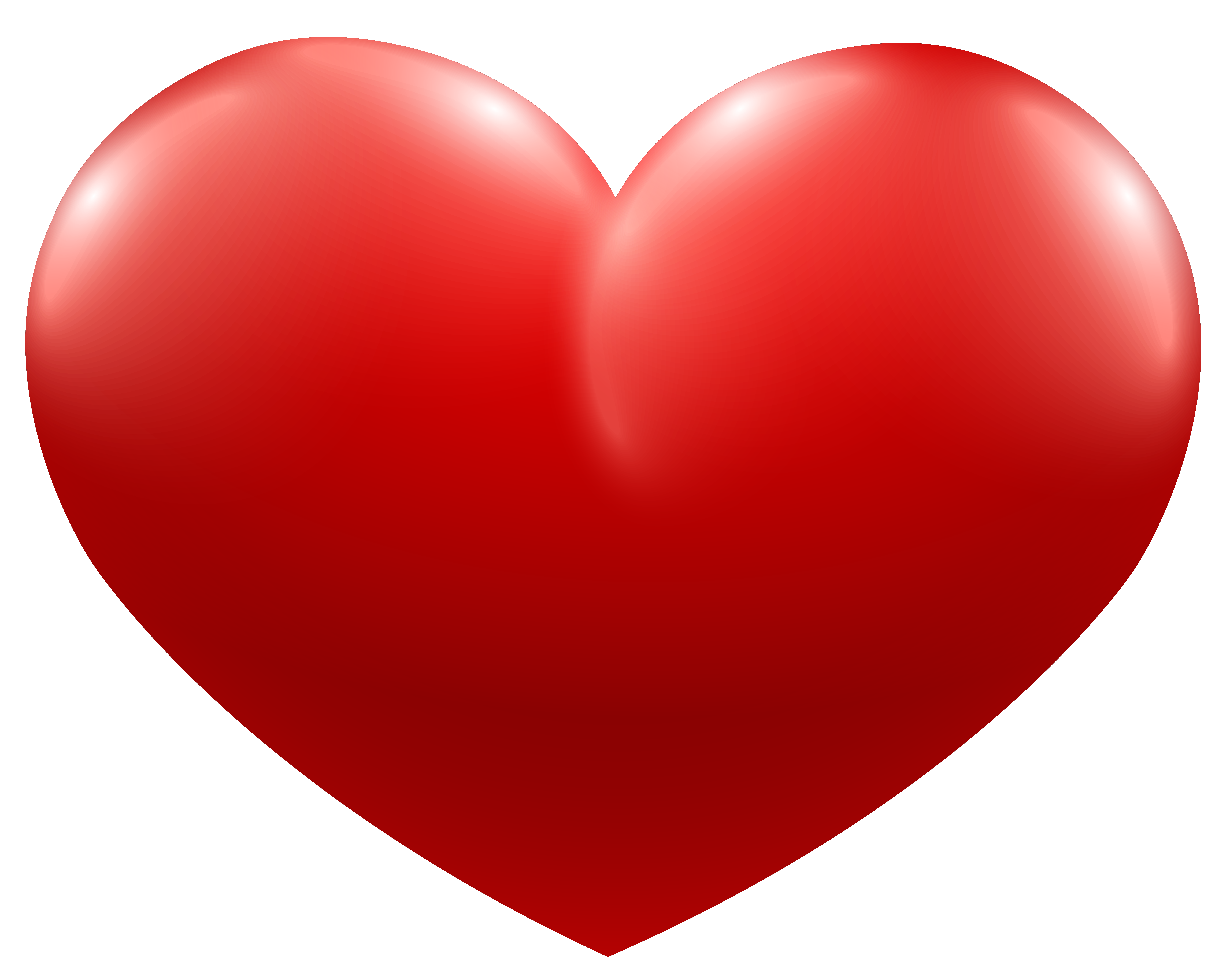 Heart image gallery yopriceville. Red hearts png picture black and white stock