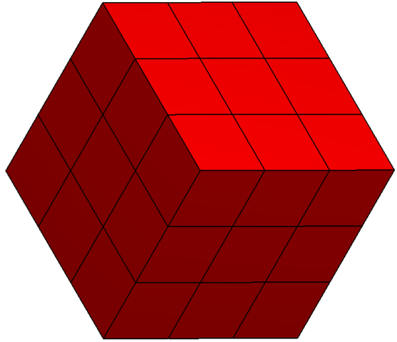 Red honeycomb png. File cubic wikimedia commons