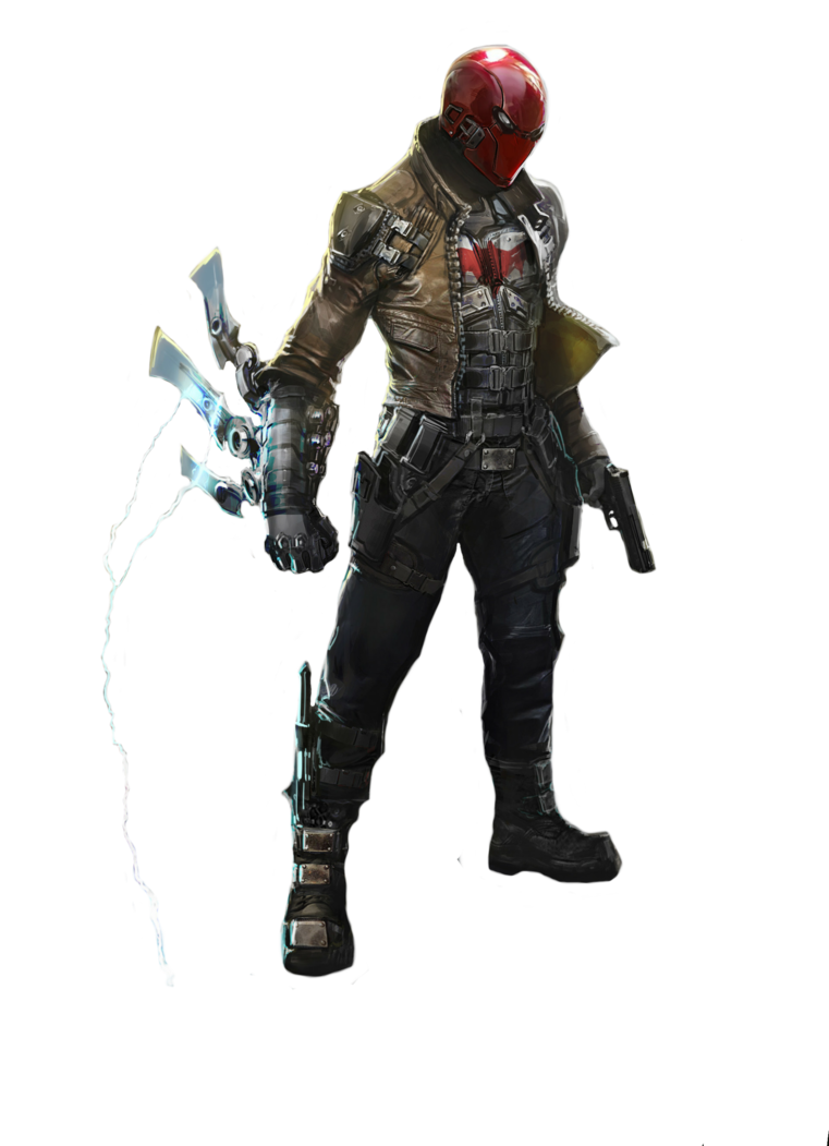 Red hood png. Injustice transparent by asthonx