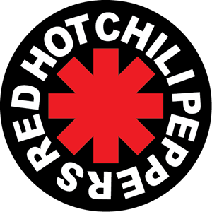 Red hot chili peppers logo png. Vector eps free download