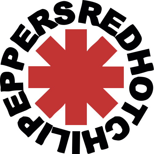 red hot chili peppers logo png