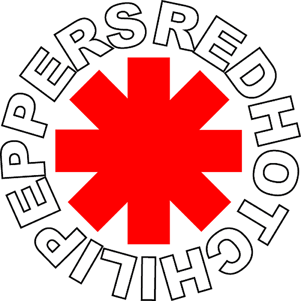 Red hot chili peppers logo png. Easy free true logos