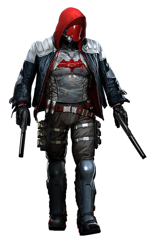 Red hood png. Image arkham knight wiki