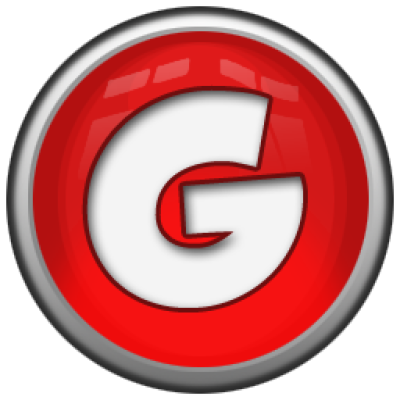Transparent g red letter. Icon png dlpng clipart