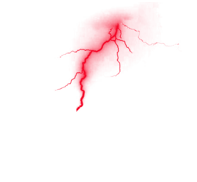 Red lightning png. S mx