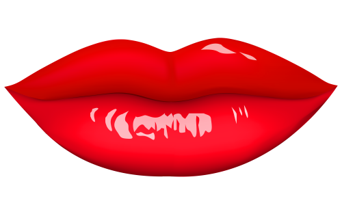 Red lips png. Transparent image pngpix