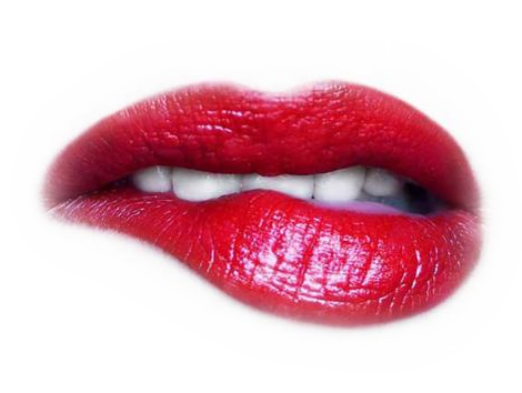 Red lips png. Image