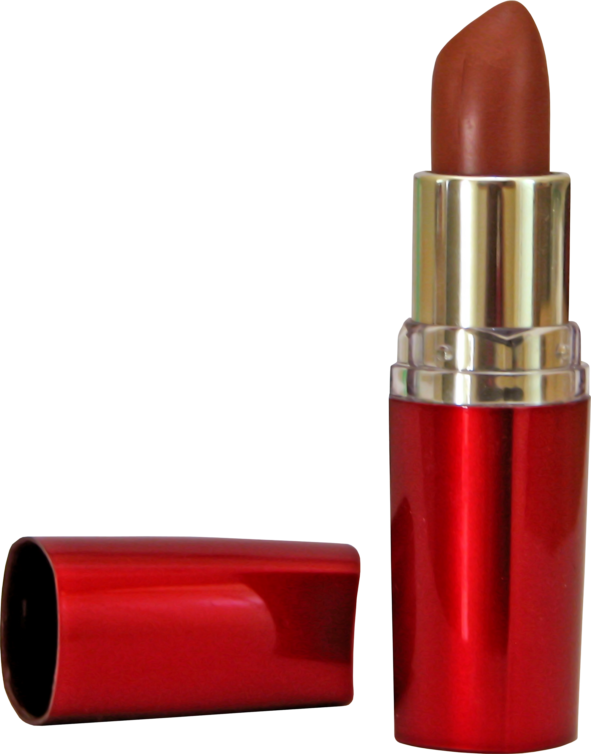 Red lipstick png.